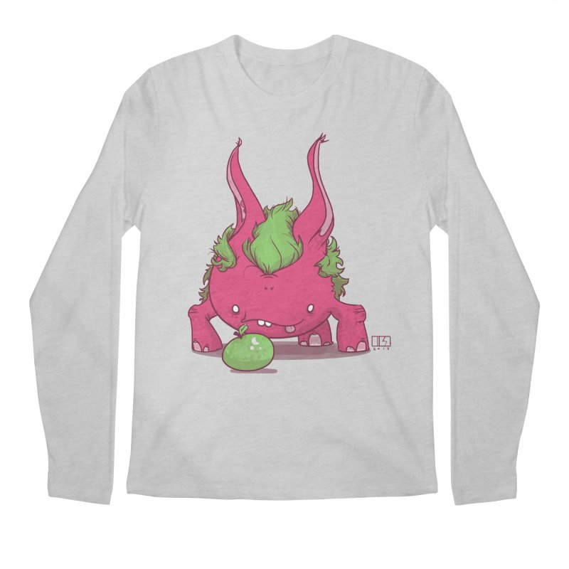 The Jenna Monster Men's Longsleeve T-Shirt by march1studios's Artist Shop