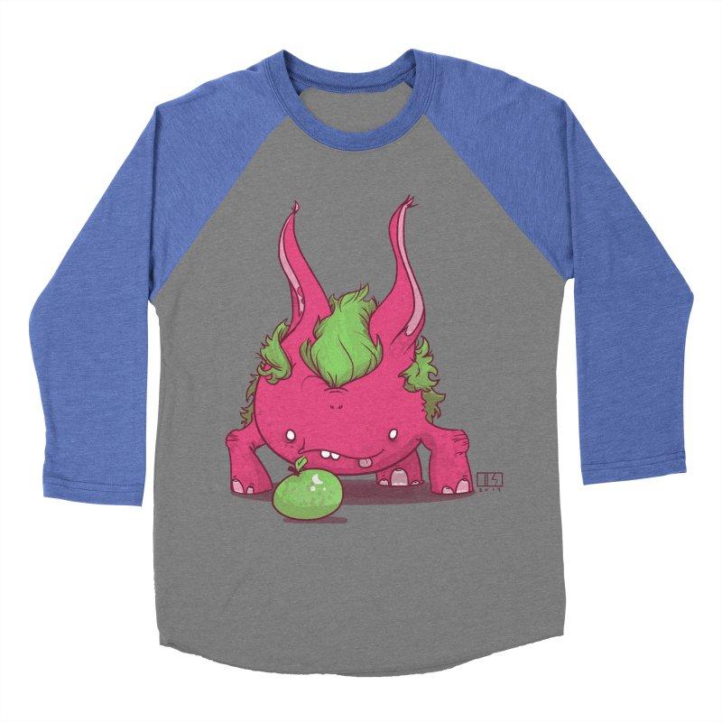 The Jenna Monster Women's Baseball Triblend T-Shirt by march1studios's Artist Shop