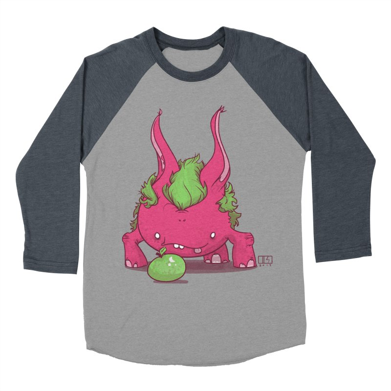 The Jenna Monster Men's Baseball Triblend T-Shirt by march1studios's Artist Shop