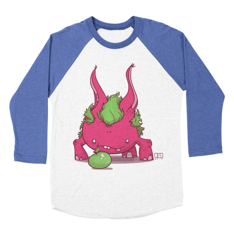 The Jenna Monster Men's Baseball Triblend T-Shirt by march1studios's Artist Shop