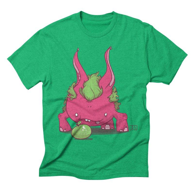 The Jenna Monster Men's Triblend T-shirt by march1studios's Artist Shop