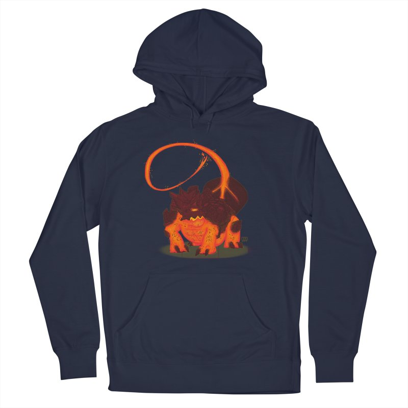 Lavahead Men's Pullover Hoody by march1studios's Artist Shop