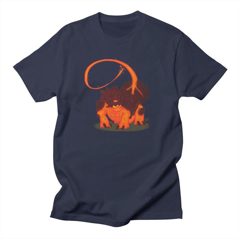 Lavahead Women's Unisex T-Shirt by march1studios's Artist Shop