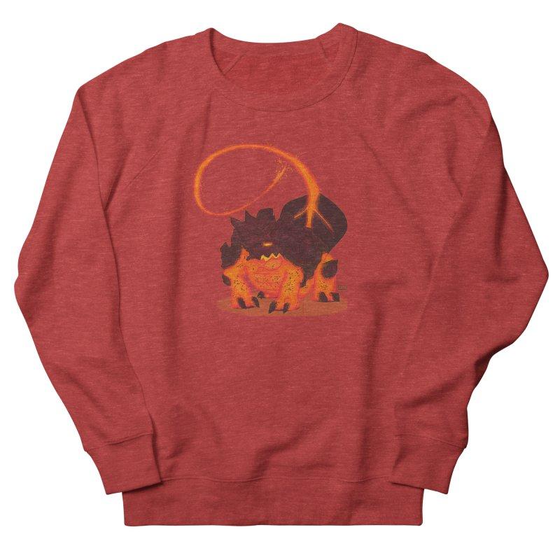 Lavahead Men's Sweatshirt by march1studios's Artist Shop