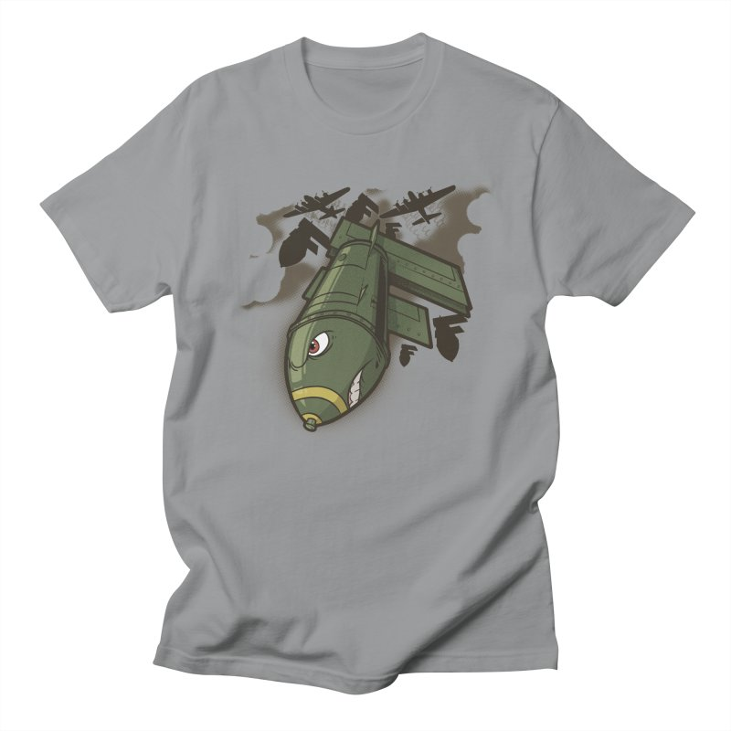 "Here Comes The ""F"" Bomb Men's T-shirt by march1studios's Artist Shop"