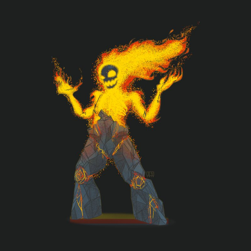 The Firelord by march1studios's Artist Shop