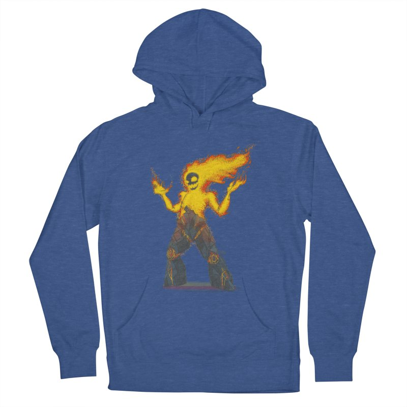 The Firelord Women's Pullover Hoody by march1studios's Artist Shop
