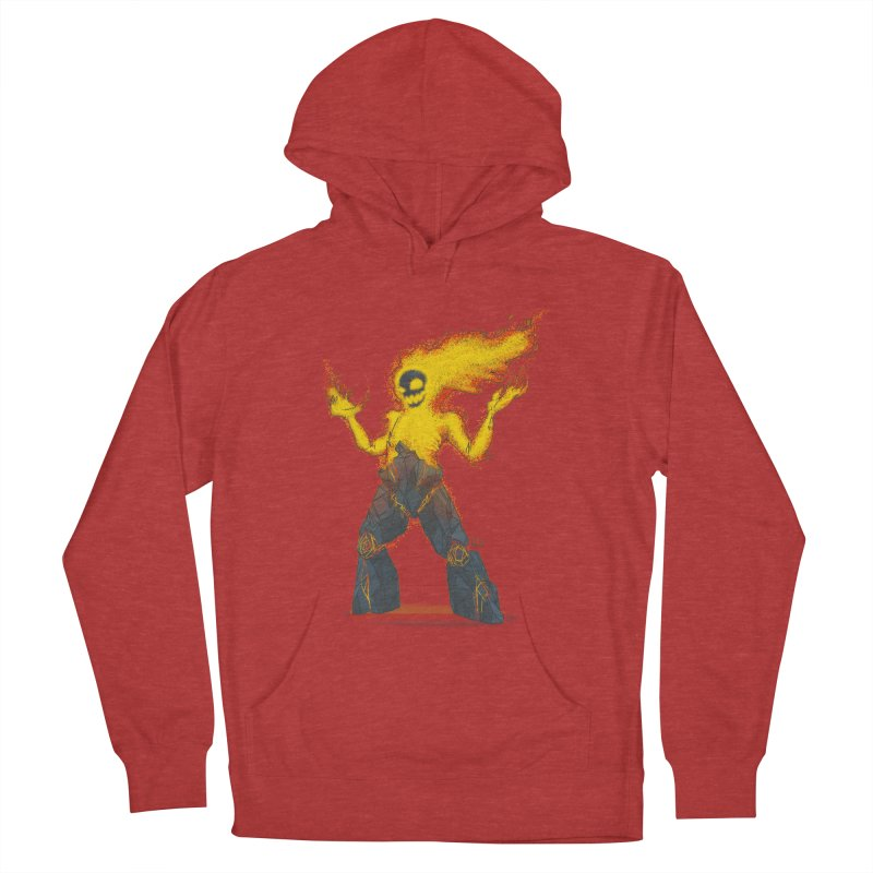 The Firelord Men's Pullover Hoody by march1studios's Artist Shop