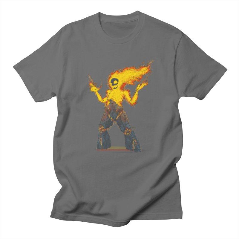 The Firelord Women's Unisex T-Shirt by march1studios's Artist Shop