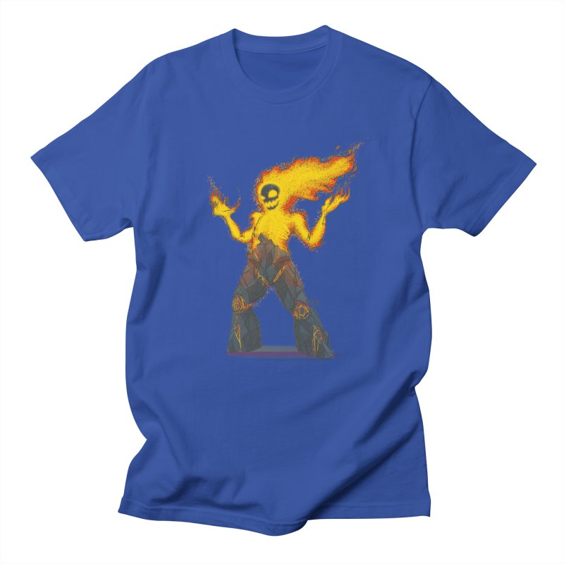 The Firelord Men's T-shirt by march1studios's Artist Shop