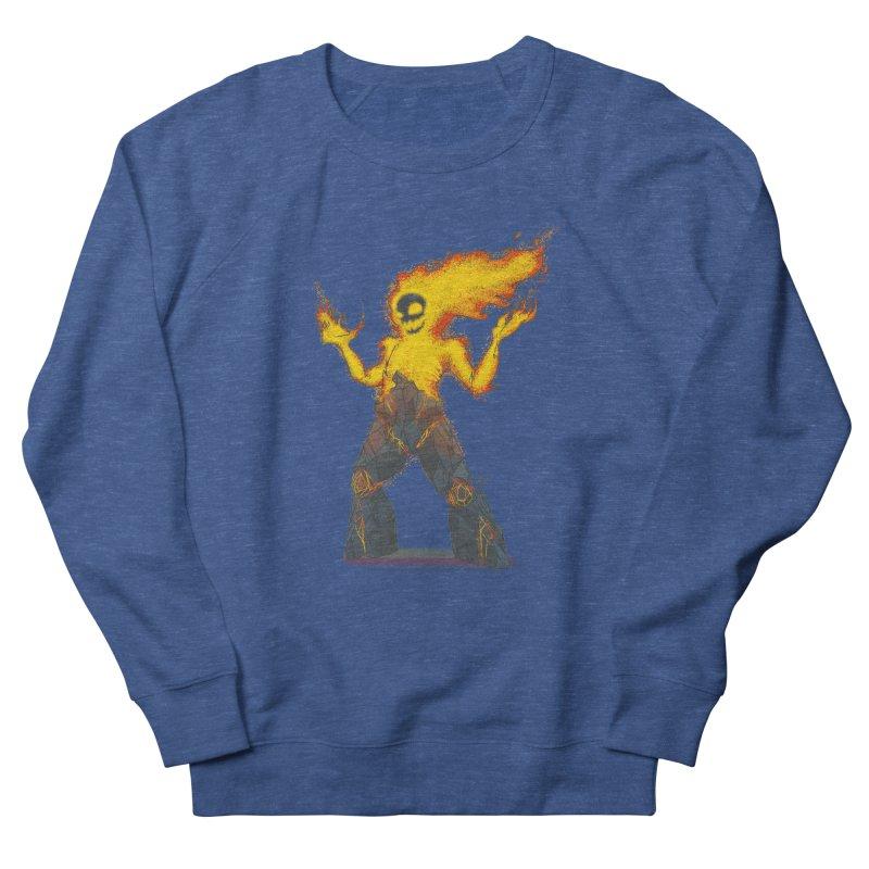 The Firelord Women's Sweatshirt by march1studios's Artist Shop