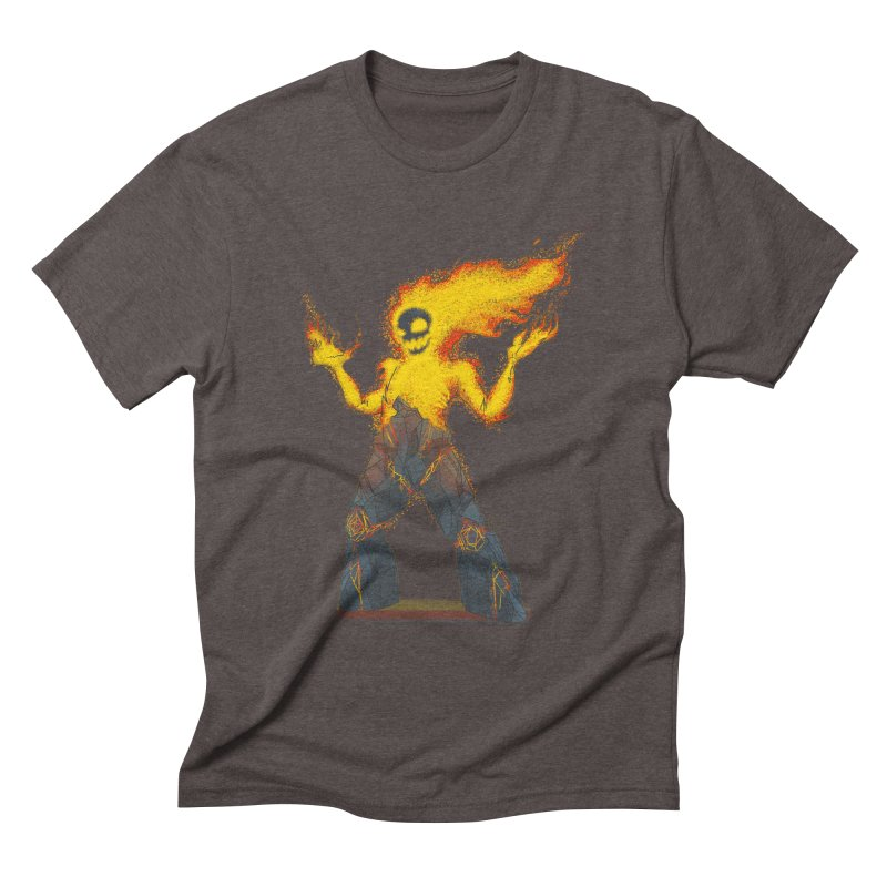 The Firelord Men's Triblend T-shirt by march1studios's Artist Shop