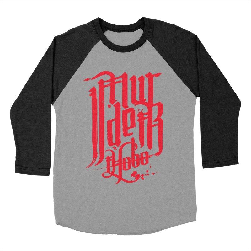 Murder Hobo Women's Baseball Triblend T-Shirt by march1studios's Artist Shop
