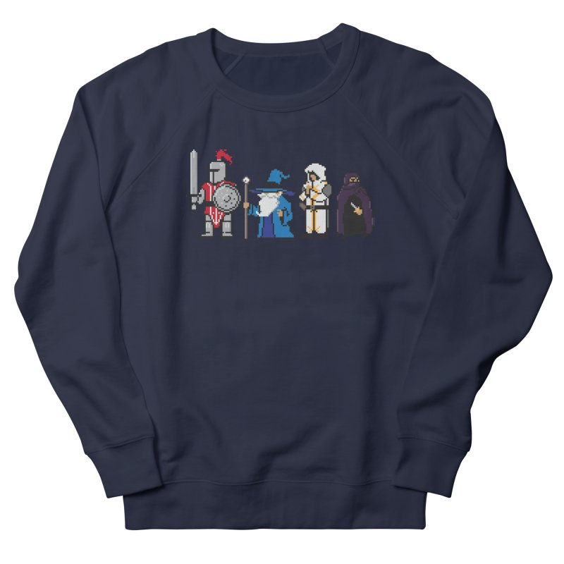 This Is How We Party | 80's RPG Women's Sweatshirt by march1studios's Artist Shop