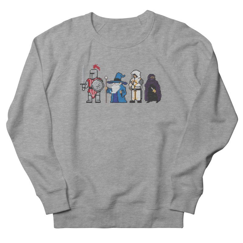 This Is How We Party | 80's RPG Men's Sweatshirt by march1studios's Artist Shop