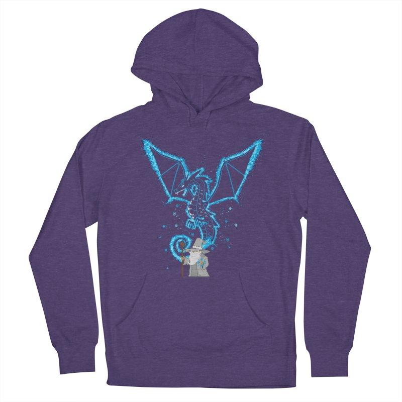 Pixel Wizard Women's Pullover Hoody by march1studios's Artist Shop