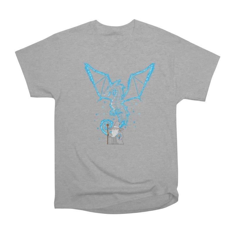 Pixel Wizard Men's Classic T-Shirt by march1studios's Artist Shop