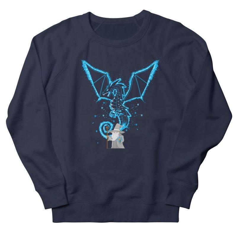 Pixel Wizard Men's Sweatshirt by march1studios's Artist Shop