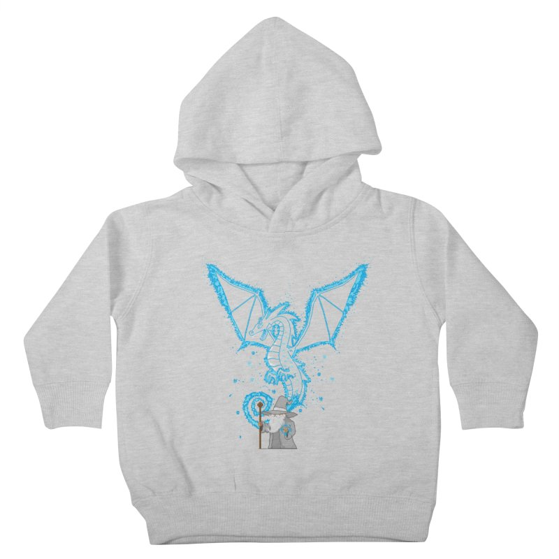 Pixel Wizard Kids Toddler Pullover Hoody by march1studios's Artist Shop