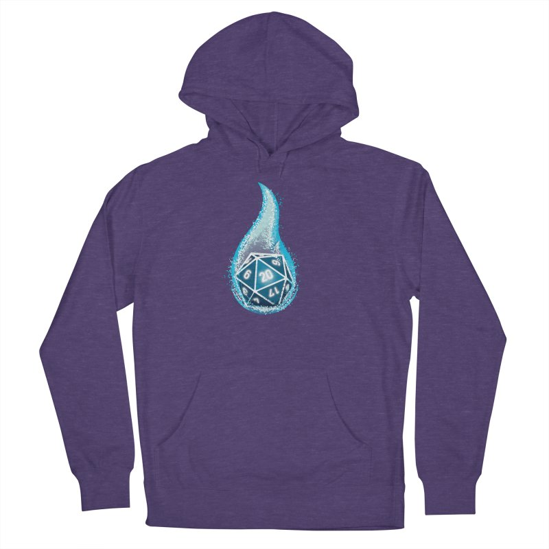 This Is How I Roll: Blue Flames Men's Pullover Hoody by march1studios's Artist Shop