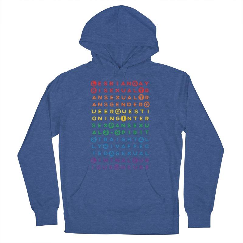 Gay Bee Cee's Women's Pullover Hoody by march1studios's Artist Shop