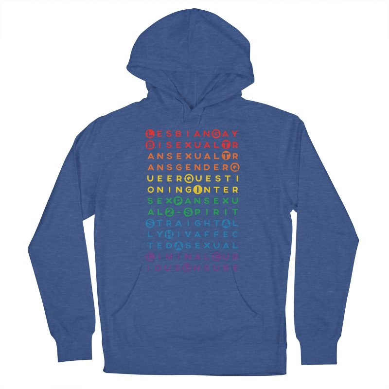 Gay Bee Cee's Men's French Terry Pullover Hoody by march1studios's Artist Shop