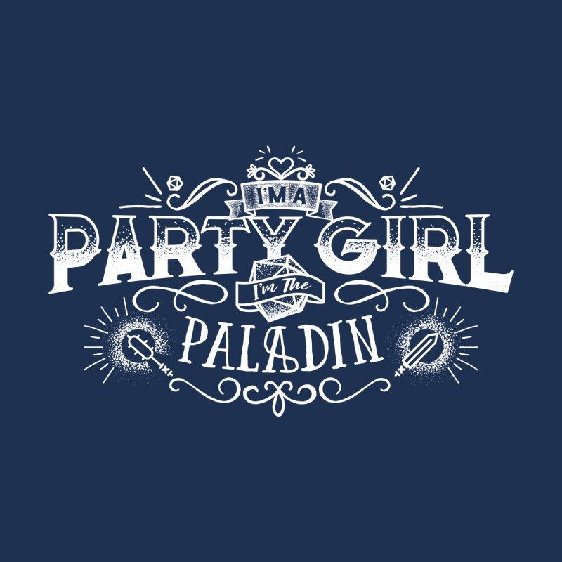 Party Girl: Paladin Men's T-Shirt by March1Studios on Threadless