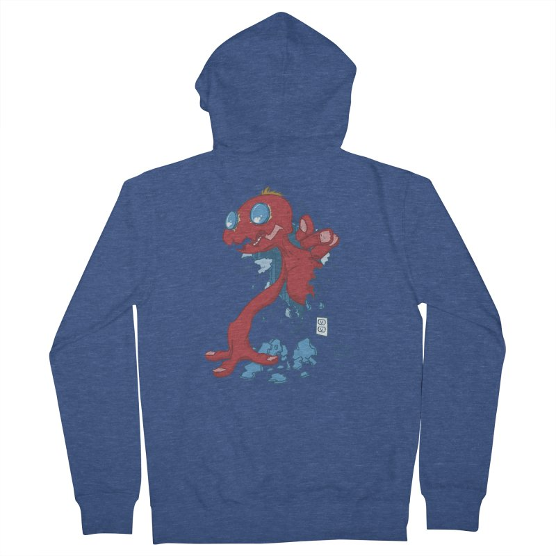 Rawr Women's French Terry Zip-Up Hoody by March1Studios on Threadless