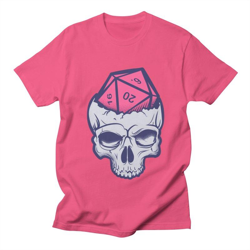 Dice For Brains Women's Regular Unisex T-Shirt by March1Studios on Threadless