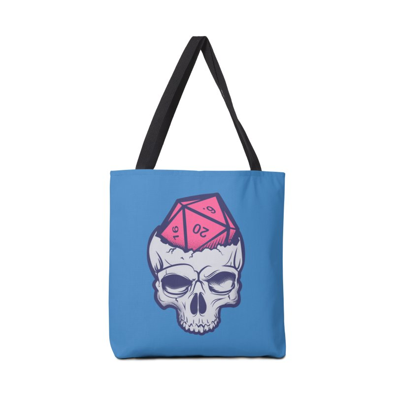Dice For Brains Accessories Tote Bag Bag by March1Studios on Threadless