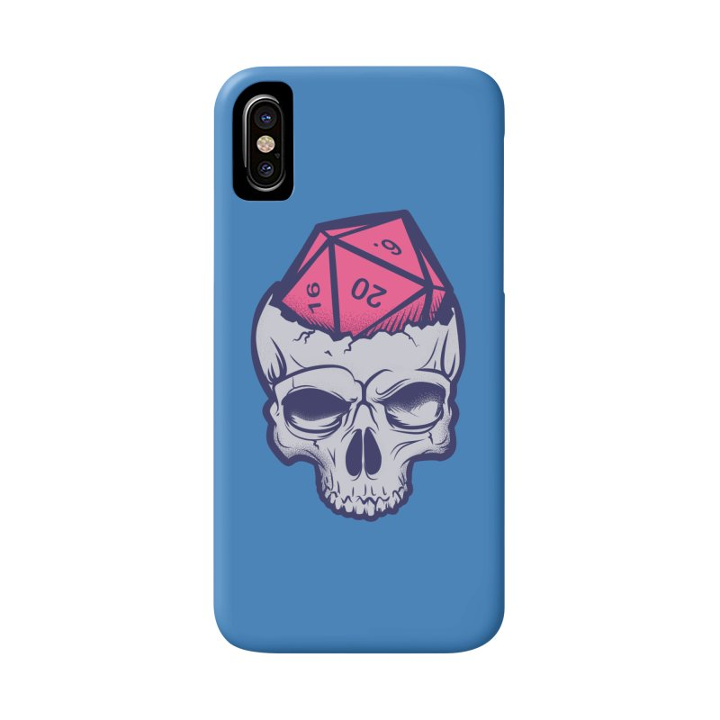 Dice For Brains Accessories Phone Case by March1Studios on Threadless
