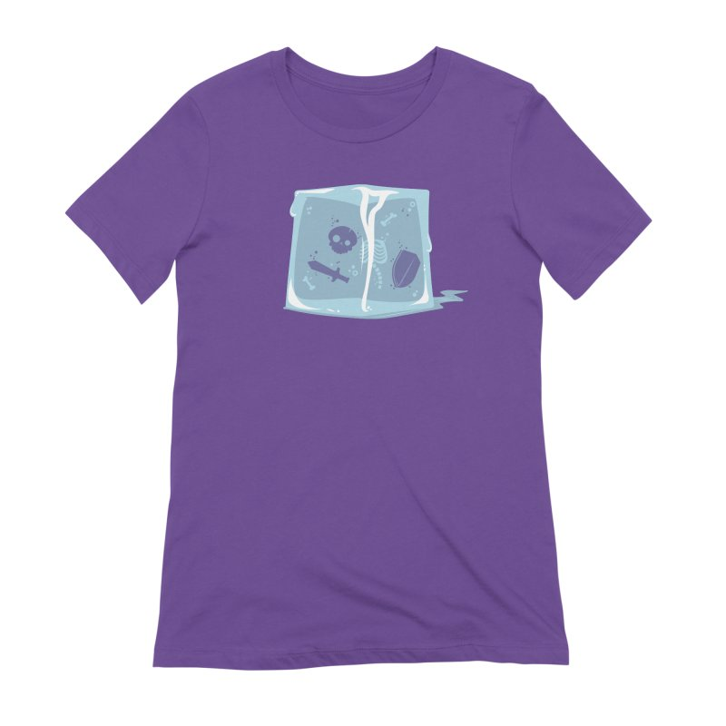 Gelatinous Cute Women's Extra Soft T-Shirt by March1Studios on Threadless