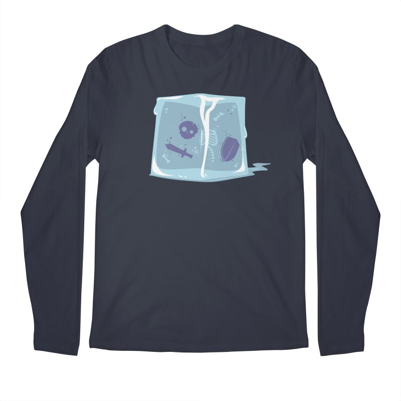 Gelatinous Cute Men's Regular Longsleeve T-Shirt by March1Studios on Threadless