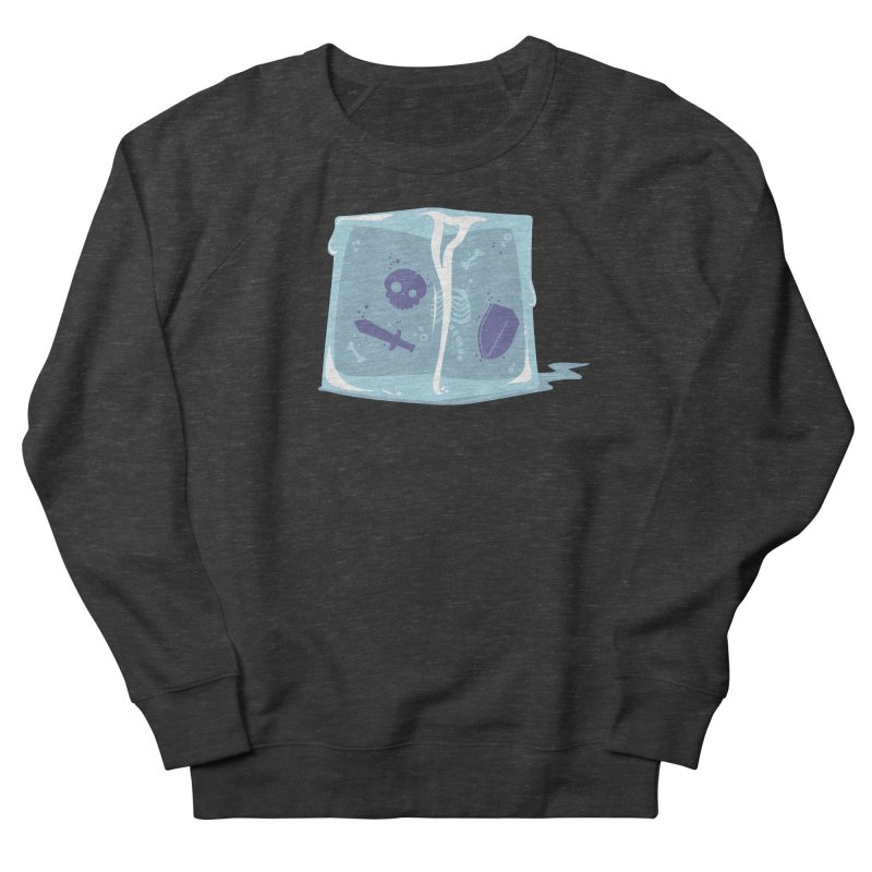 Gelatinous Cute Men's French Terry Sweatshirt by March1Studios on Threadless