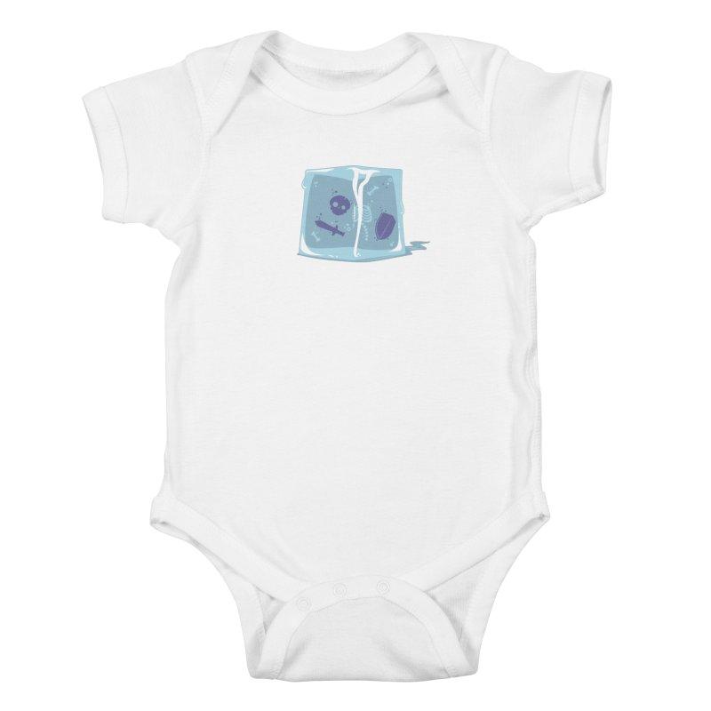 Gelatinous Cute Kids Baby Bodysuit by March1Studios on Threadless