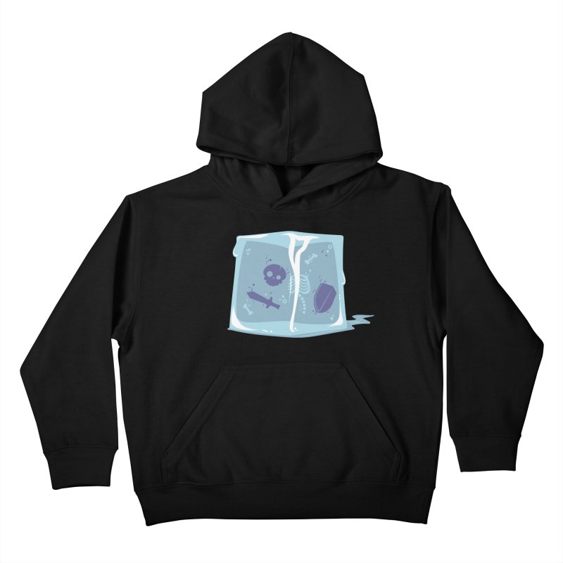 Gelatinous Cute Kids Pullover Hoody by March1Studios on Threadless