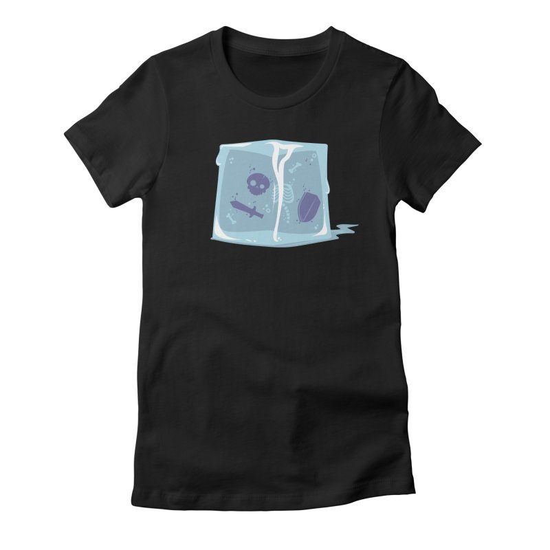 Gelatinous Cute Women's Fitted T-Shirt by March1Studios on Threadless