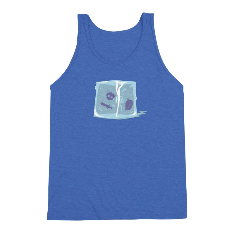 Gelatinous Cute Men's Triblend Tank by March1Studios on Threadless