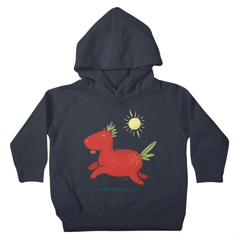 Strawberry Horse   by march1studios's Artist Shop