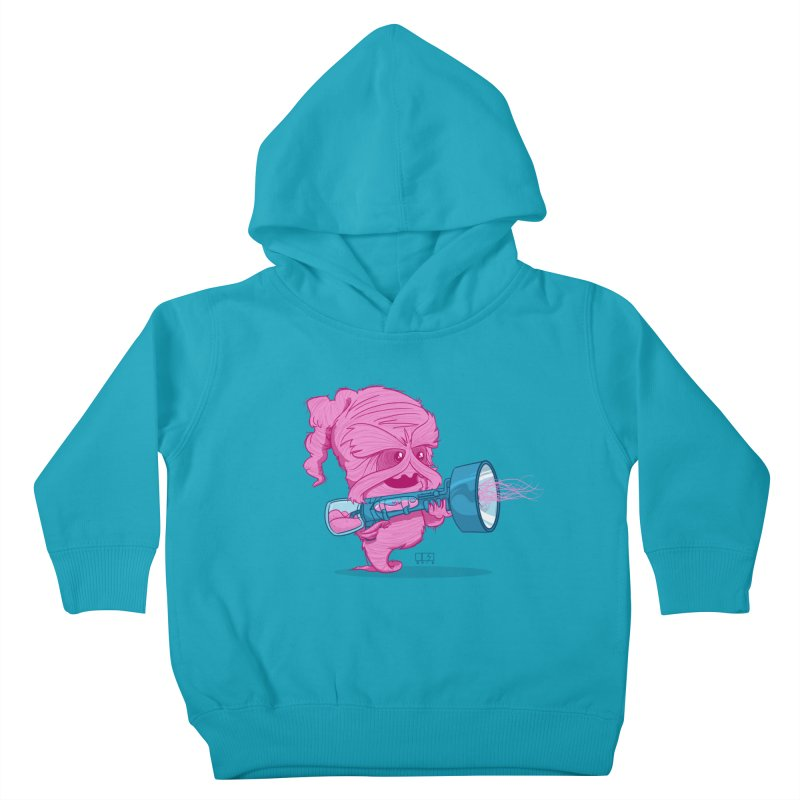 Cotton Candy Monster   by march1studios's Artist Shop