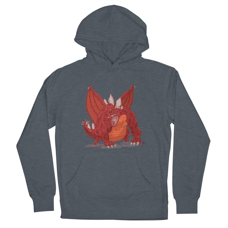 Dragonnate Women's Pullover Hoody by march1studios's Artist Shop