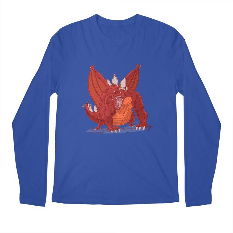 Dragonnate Men's Longsleeve T-Shirt by march1studios's Artist Shop