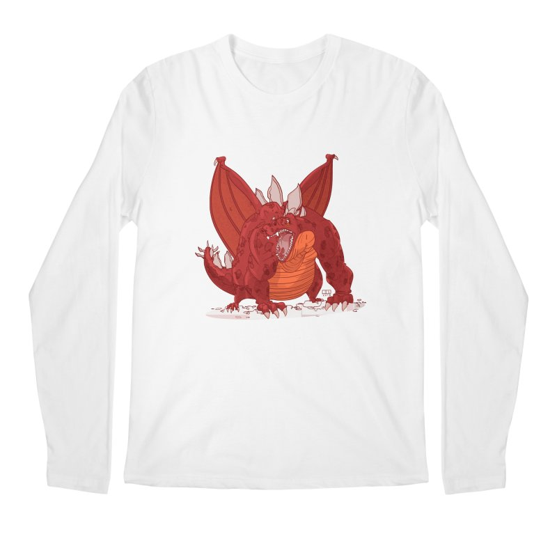 Dragonnate Men's Longsleeve T-Shirt by march1studios's Artist Shop