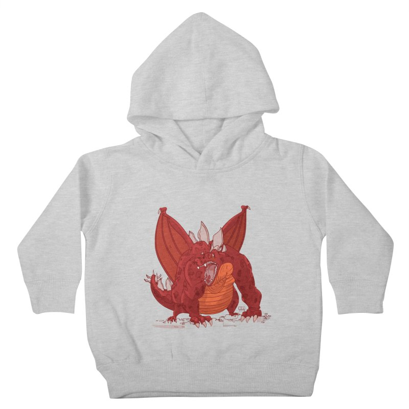 Dragonnate Kids Toddler Pullover Hoody by march1studios's Artist Shop