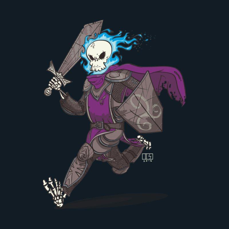 The Late Death Knight by march1studios's Artist Shop