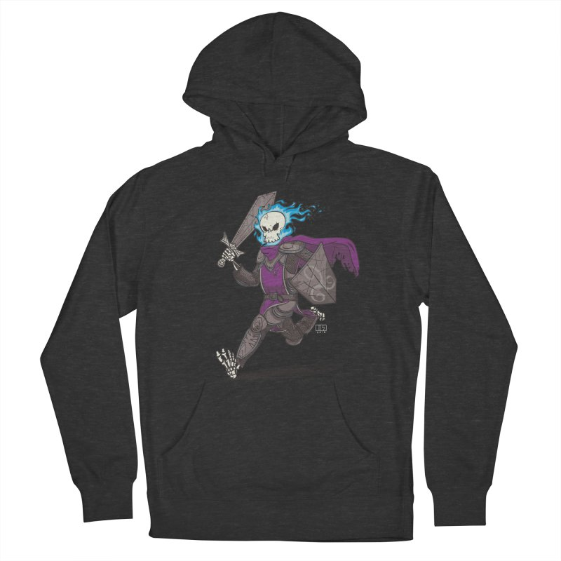 The Late Death Knight Men's Pullover Hoody by march1studios's Artist Shop