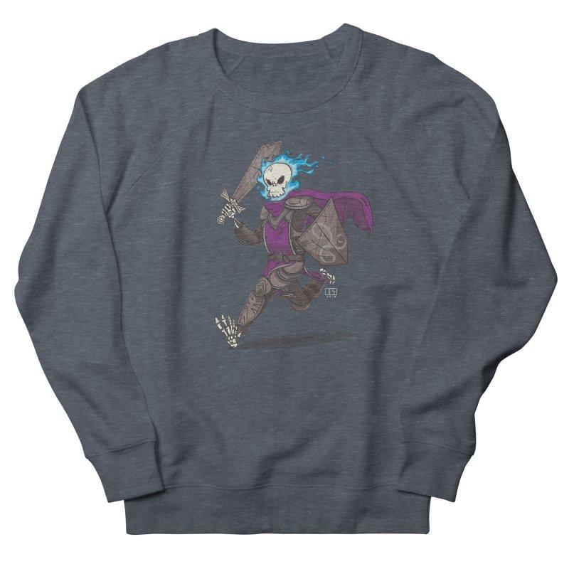 The Late Death Knight Women's Sweatshirt by march1studios's Artist Shop