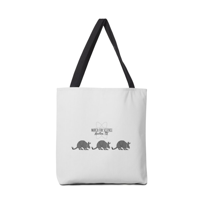 Armadillos Marching Accessories Bag by marchforscienceaustin's Artist Shop