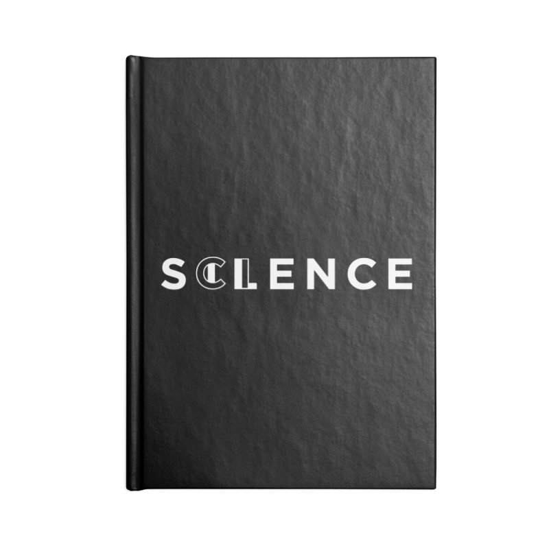 Science in Blank Journal Notebook by March for Science Miama, FL