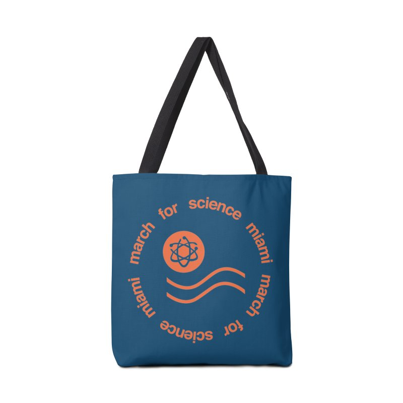 march for science miami in Tote Bag by March for Science Miama, FL